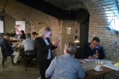 3. Üzleti reggeli - Dr Ailer Piroska A Neumann János Egyetem és a helyi vállalkozások együttműködési lehetőségei