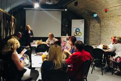 4. Üzleti reggeli - Szily Nóra Nők a vezetésben - karrier, magánélet, siker, szerepek és dilemmák